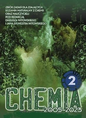 Chemia. Zbiór zadań wraz z odpowiedziami. - okładka podręcznika