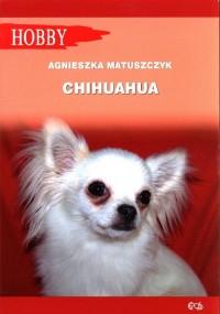 Chihuahua. Seria: Hobby - okładka książki