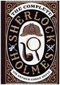 Complete Sherlock Holmes. Barnes & Noble Leatherbound - okładka książki