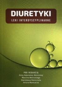 Diuretyki Leki interdyscyplinarne - okładka książki