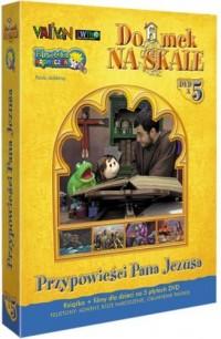 Domek na skale (książka   5 DVD) - okładka książki
