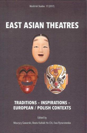 East Asian Theatres - okładka książki