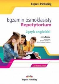 Egzamin ósmoklasisty. Język angielski. Repetytorium - okładka podręcznika