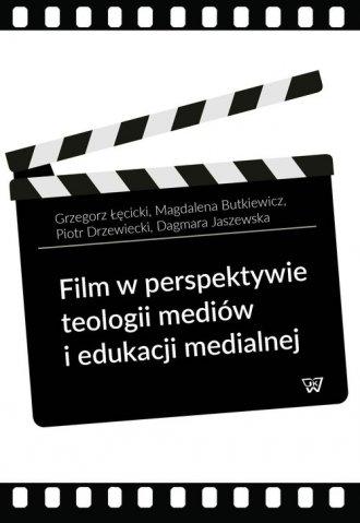 Film w perspektywie teologii mediów - okładka książki