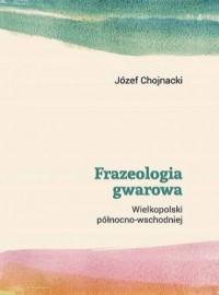 Frazeologia gwarowa Wielkopolski północno-wschodniej - okładka książki