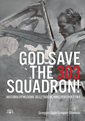 God Save The 303 Squadron!. Historia - okładka książki