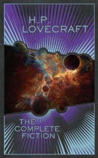 H. P. Lovecraft: The Complete Fiction. Barnes & Noble Leatherbound - okładka książki