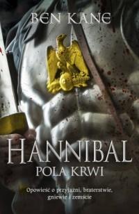 Hannibal Pola krwi - okładka książki