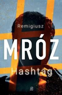 Hashtag - okładka książki