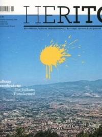 Herito nr 30. Bałkany przeobrażone - okładka książki
