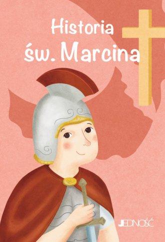 Historia św. Marcina. Seria: Wielcy - okładka książki