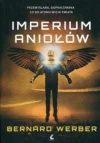 Imperium aniołów - okładka książki