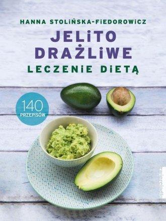 Jelito drażliwe. Leczenie dietą - okładka książki