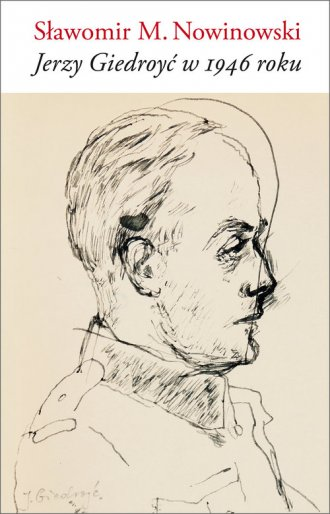 Jerzy Giedroyć w 1946 roku - okładka książki