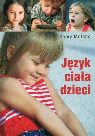 Język ciała dzieci - okładka książki