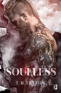 King Tom 4. Soulless - okładka książki