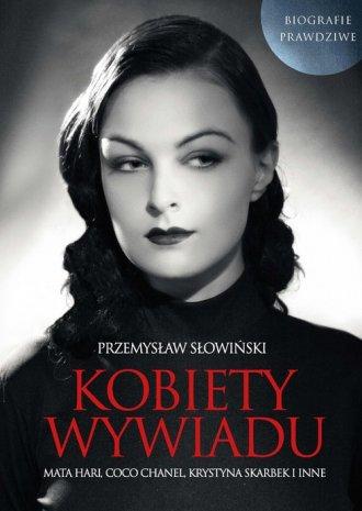 Kobiety Wywiadu - okładka książki