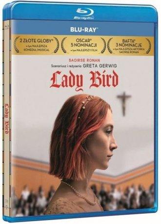 Lady Bird - okładka filmu