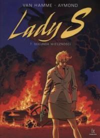 Lady S 7 Sekunda wieczności - okładka książki