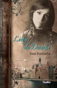 Listy do Duszki - okładka książki