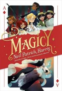Magicy - okładka książki