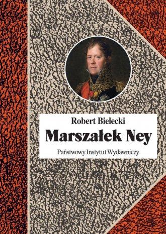 Marszałek Ney - okładka książki