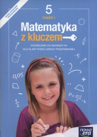 Matematyka z kluczem 5. Szkoła - okładka podręcznika