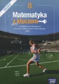 Matematyka z kluczem 8. Szkoła - okładka podręcznika