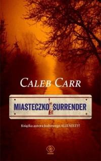 Miasteczko Surrender - okładka książki