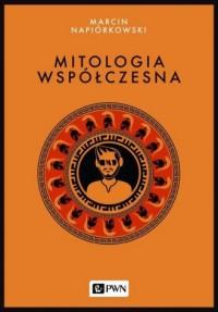 Mitologia współczesna - okładka książki