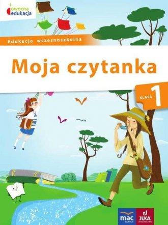 Moja czytanka klasa. 1 - okładka podręcznika