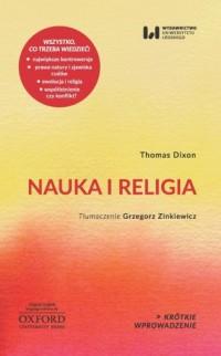 Nauka i religia. Krótkie Wprowadzenie - okładka książki