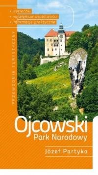Ojcowski Park Narodowy - okładka książki