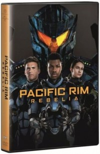 Pacific Rim: Rebelia (DVD) - okładka filmu
