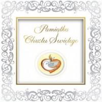 Pamiątka Chrztu Świętego - okładka książki