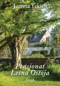 Pensjonat Leśna Ostoja - okładka książki