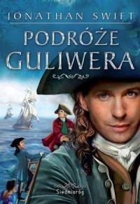 Podróże Guliwera - okładka książki