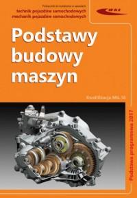 Podstawy budowy maszyn - okładka podręcznika