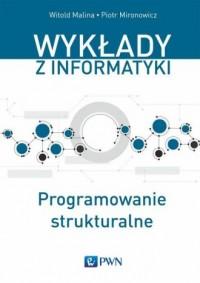 Programowanie strukturalne - okładka książki