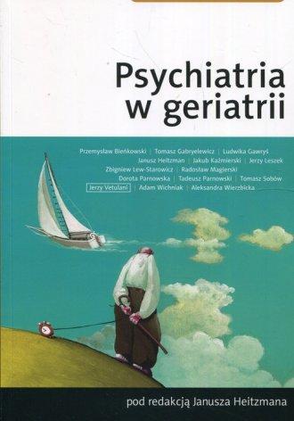 Psychologia w geriatrii - okładka książki