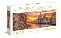 Puzzle 1000 High Quality Collection Panorama the Grand Canal Venice - zdjęcie zabawki, gry