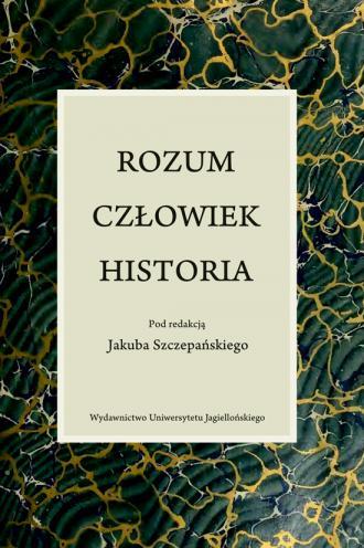 Rozum, człowiek, historia - okładka książki
