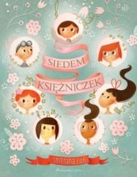 Siedem księżniczek - okładka książki
