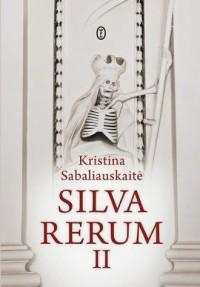 Silva Rerum II - okładka książki
