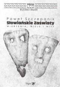 Słowiańskie zaświaty - okładka książki