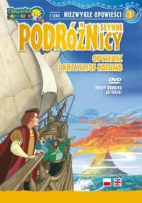 Słynni Podróżnicy. Odyseusz i krzysztof Kolumb - okładka filmu
