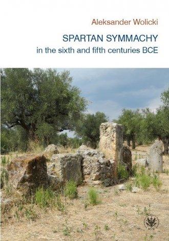 Spartan symmachy in the VI and - okładka książki