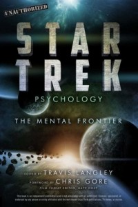 Star Trek Psychology. The Mental Frontier - okładka książki