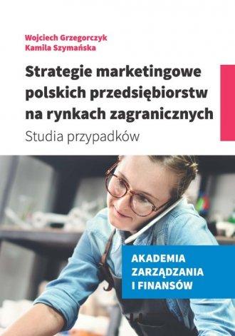 Strategie marketingowe polskich - okładka książki