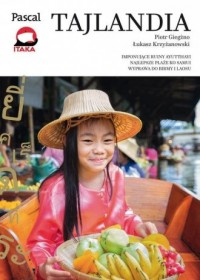 Tajlandia - Pascal Gold - okładka książki